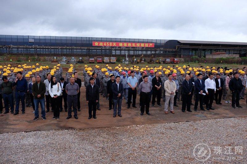 鸣山机械意向加工一批云南师宗县1780mm炉卷轧机项目大型液压缸