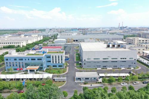 基因港(香港)生物科技有限公司宁波余姚工厂